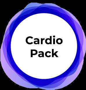 icona cardio pack siti web personal trainer REVOO