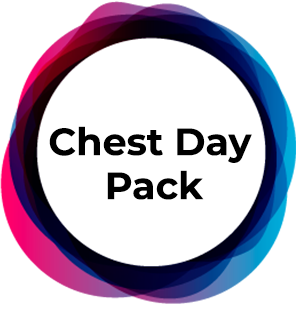 icona chest day pack siti web personal trainer REVOO
