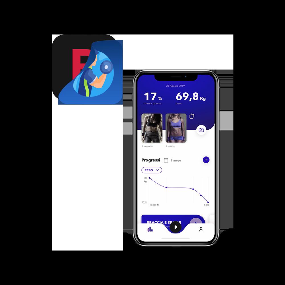 Custom app logo and screenshot
