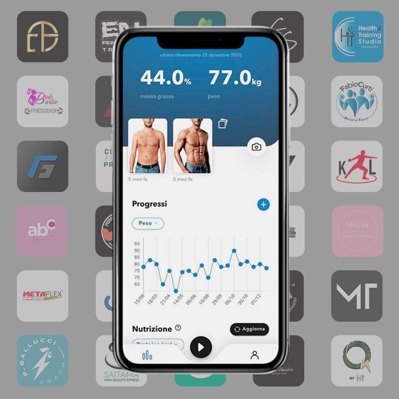 app personalizzata REVOO